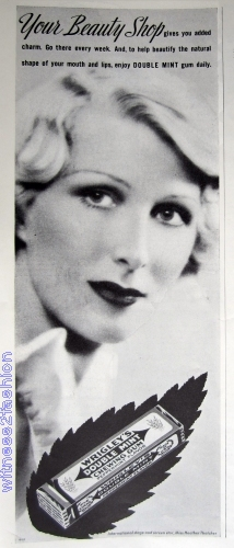 1936 feb p 50 wrigley's gum ad
