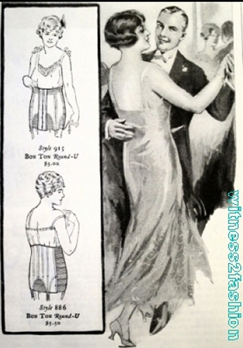 1924 dec p 68 flattening corset top