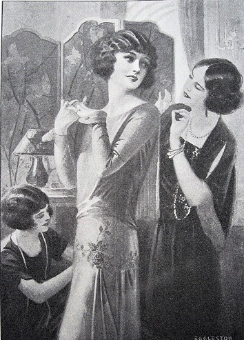 500 1925 april p 69 bon ton corset photo