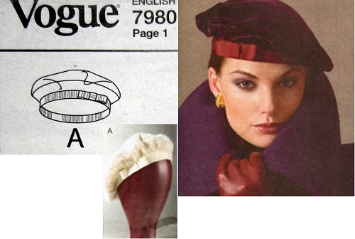 Vogue pattern 7980, dated 2004.