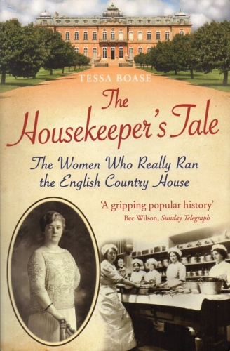 Cover of The Housekeeper's Tale by Tessa Boase. Please do not copy.